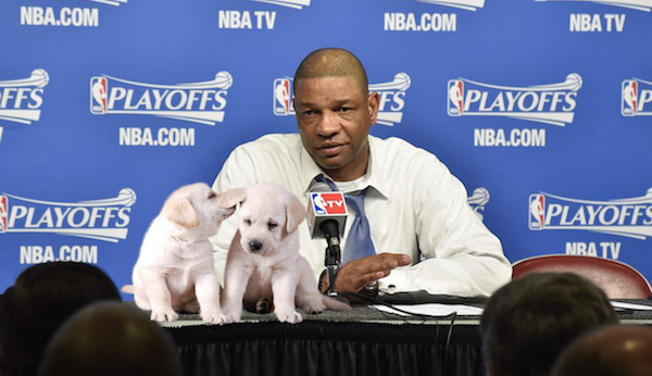 Doc and Pups