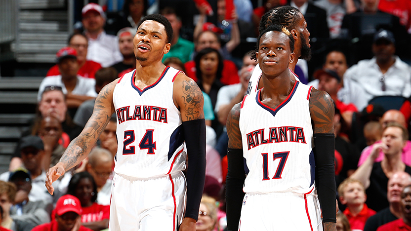 Washington Wizards v Atlanta Hawks - Game One
