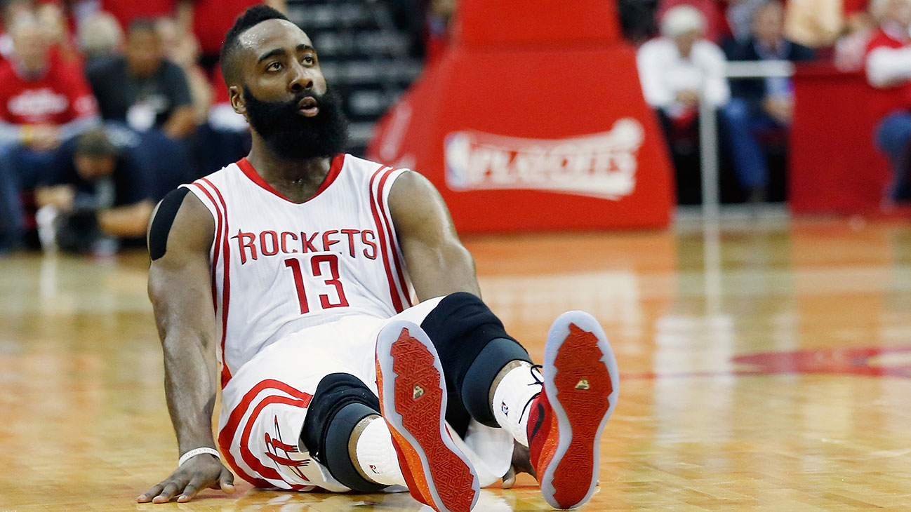 The Inadequate Villain: James Harden Is Ruining the Playoffs