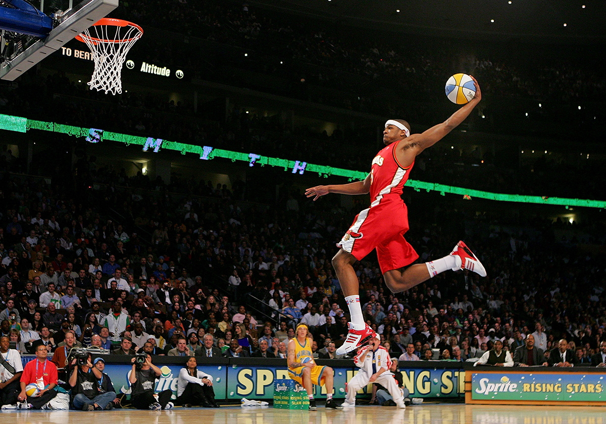 Sprite Rising Stars Slam Dunk Competition