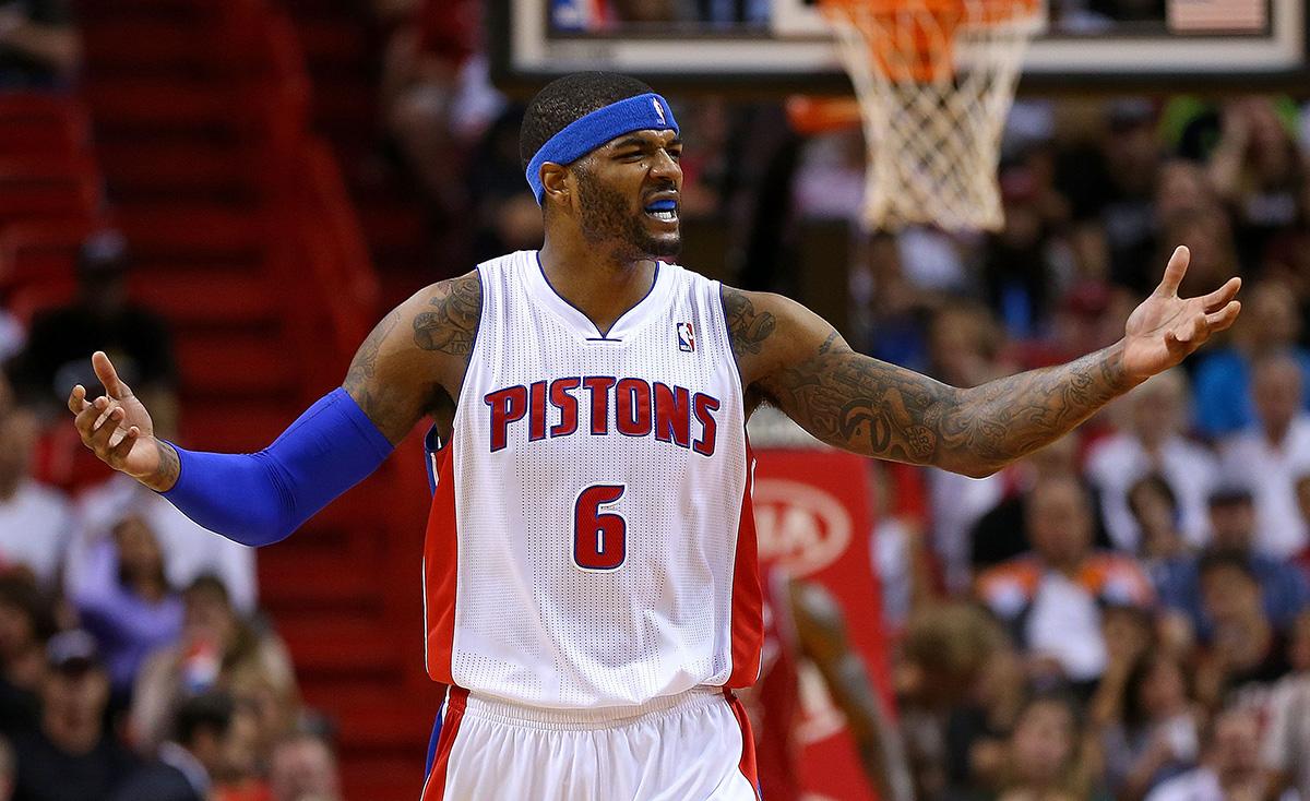 Detroit Pistons v Miami Heat