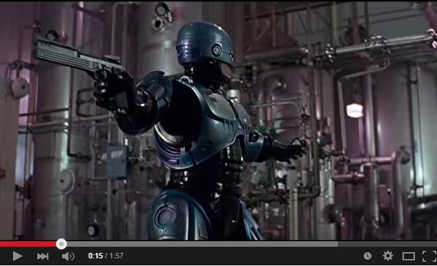 Robocop No Look