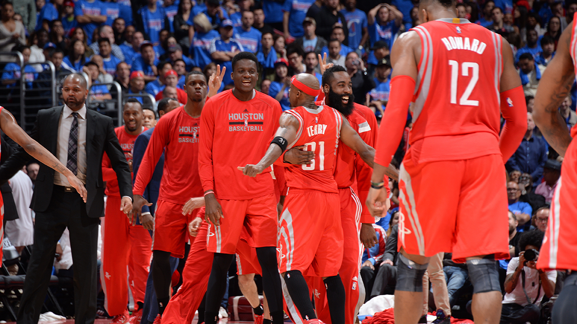 Houston Rockets v Los Angeles Clippers - Game Six