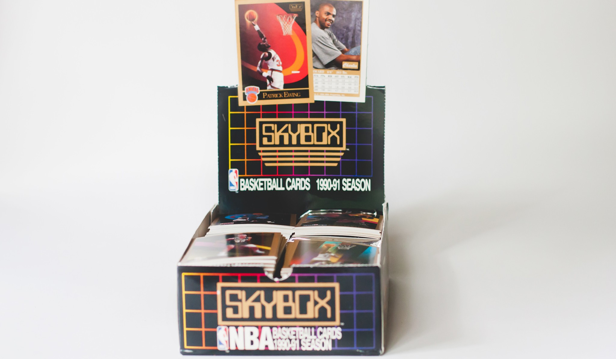 That Was A Thing Skybox Basketball Trading Cards Were