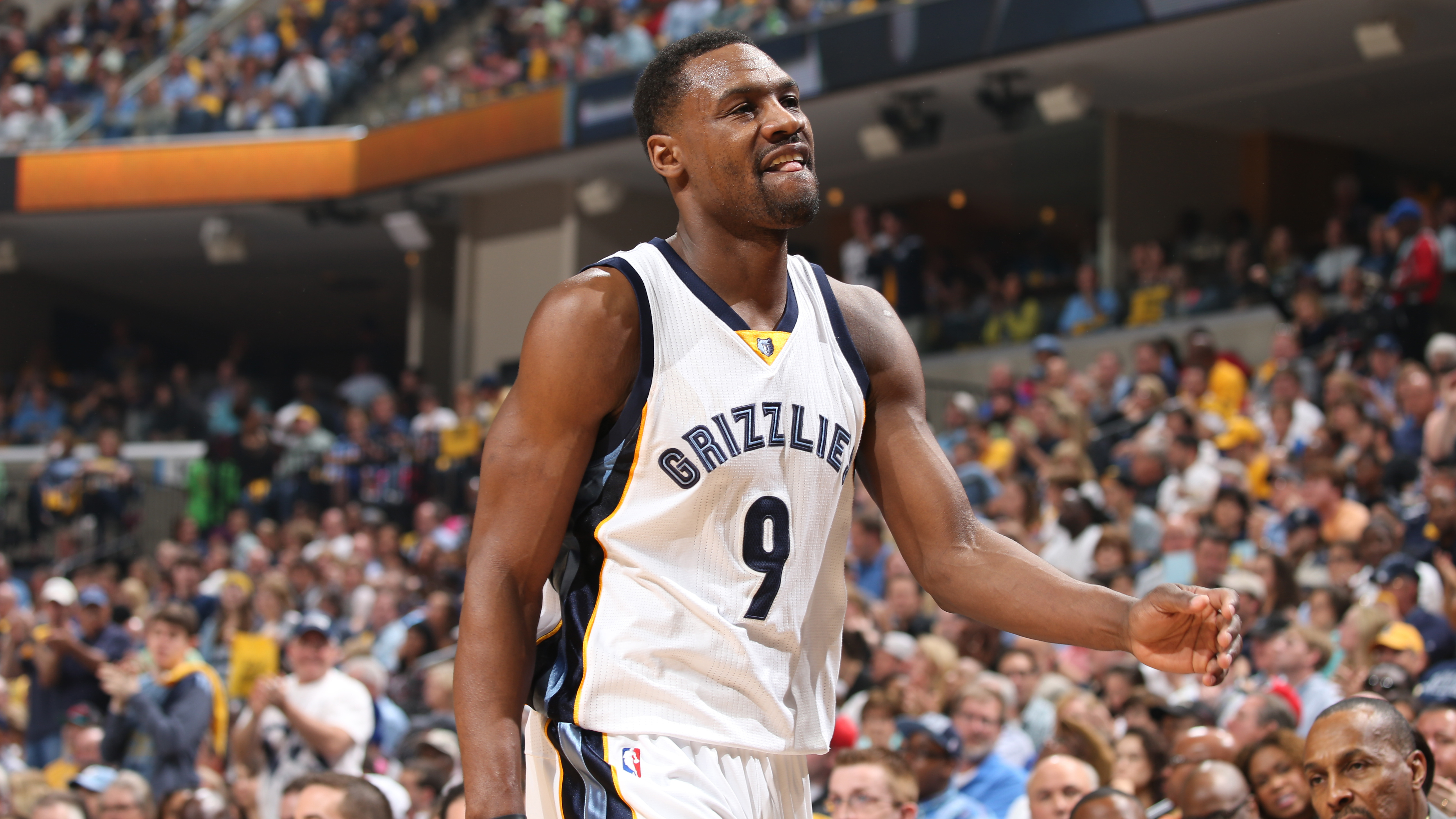 Portland Trail Blazers v Memphis Grizzlies - Game One