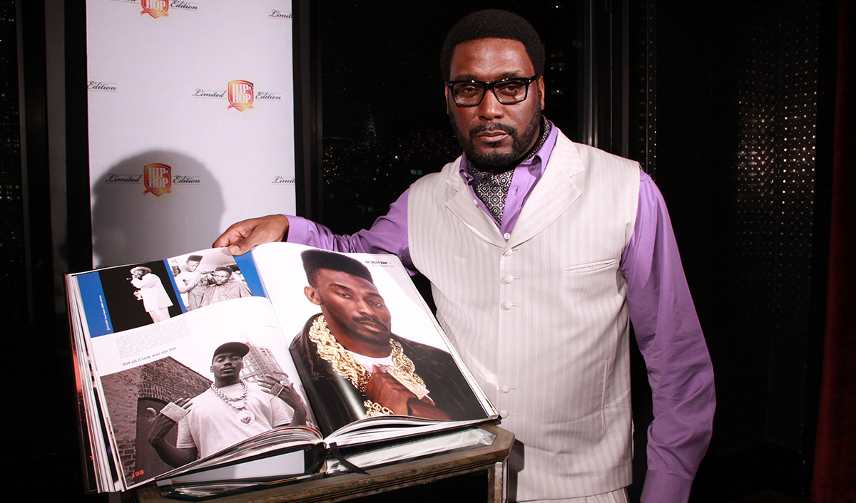 Big Daddy Kane in 2011.