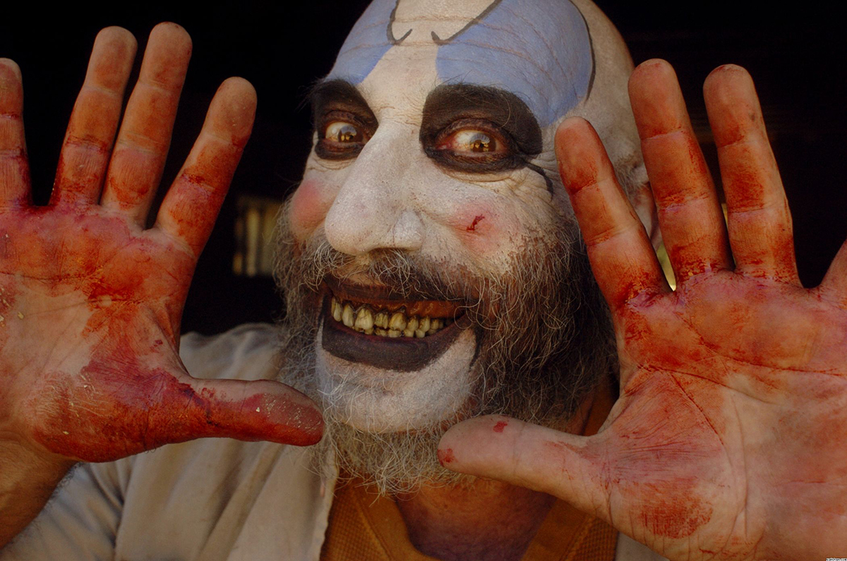 Sid Haig in 'The Devil's Rejects.'