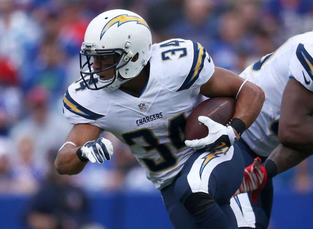 San Diego Chargers v Buffalo Bills