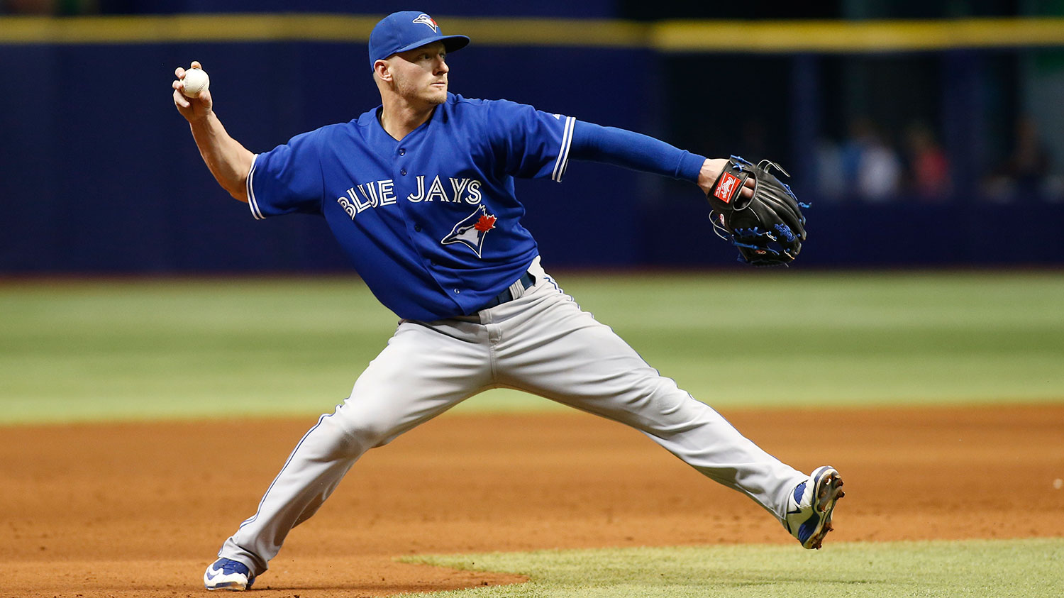 Josh Donaldson delivered an MVP-level regular season and could give Toronto a playoff boost, too.