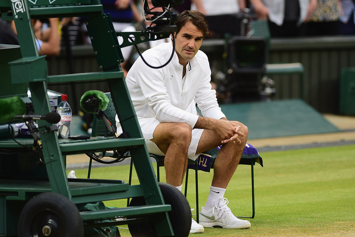 Day Thirteen: The Championships - Wimbledon 2015