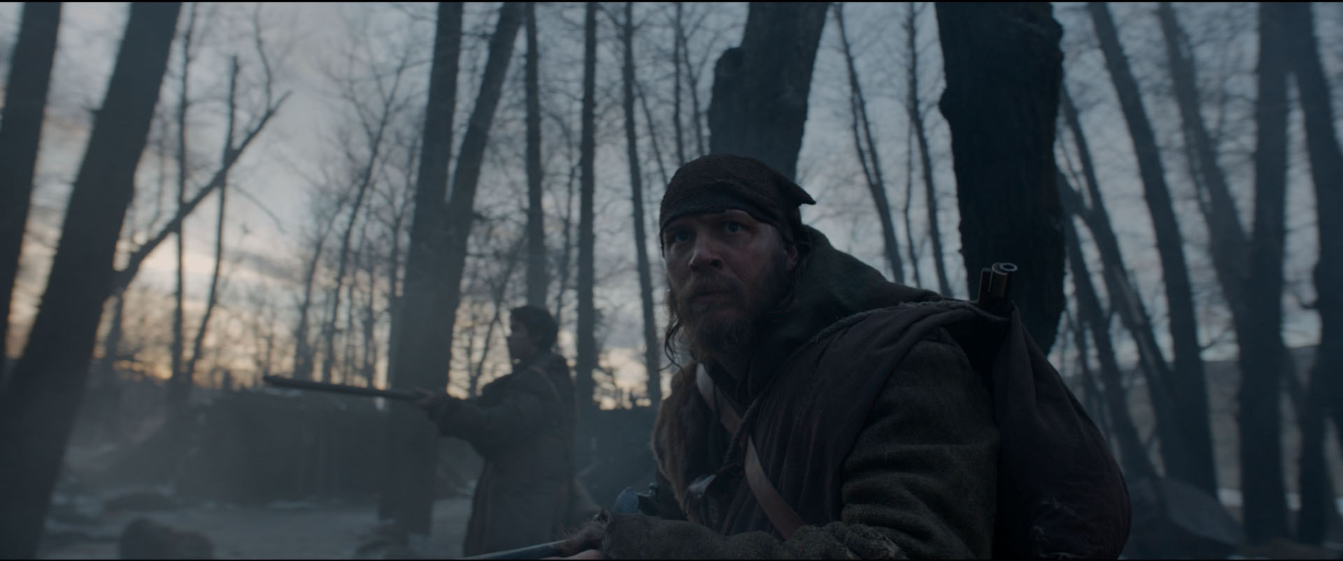 Tom Hardy in 'The Revenant.'