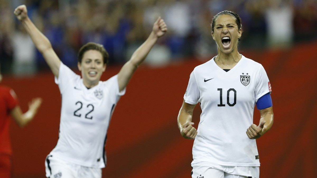 USA v Germany: Semi Final - FIFA Women's World Cup 2015