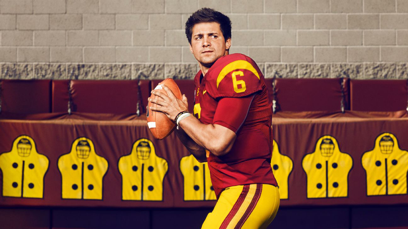 Cody Kessler was extraordinary last season, throwing 39 touchdown passes to only five interceptions. (Cody Pickens/ESPN)