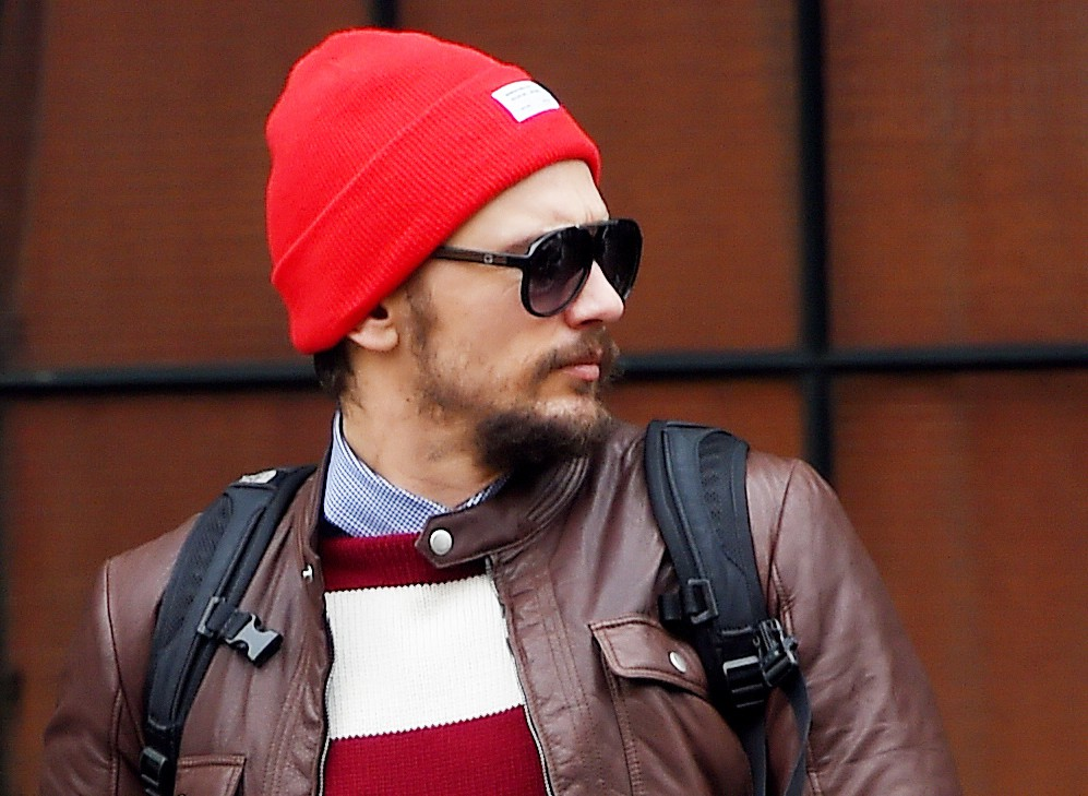 BuzzFoto Celebrity Sightings In New York - March 04, 2015
