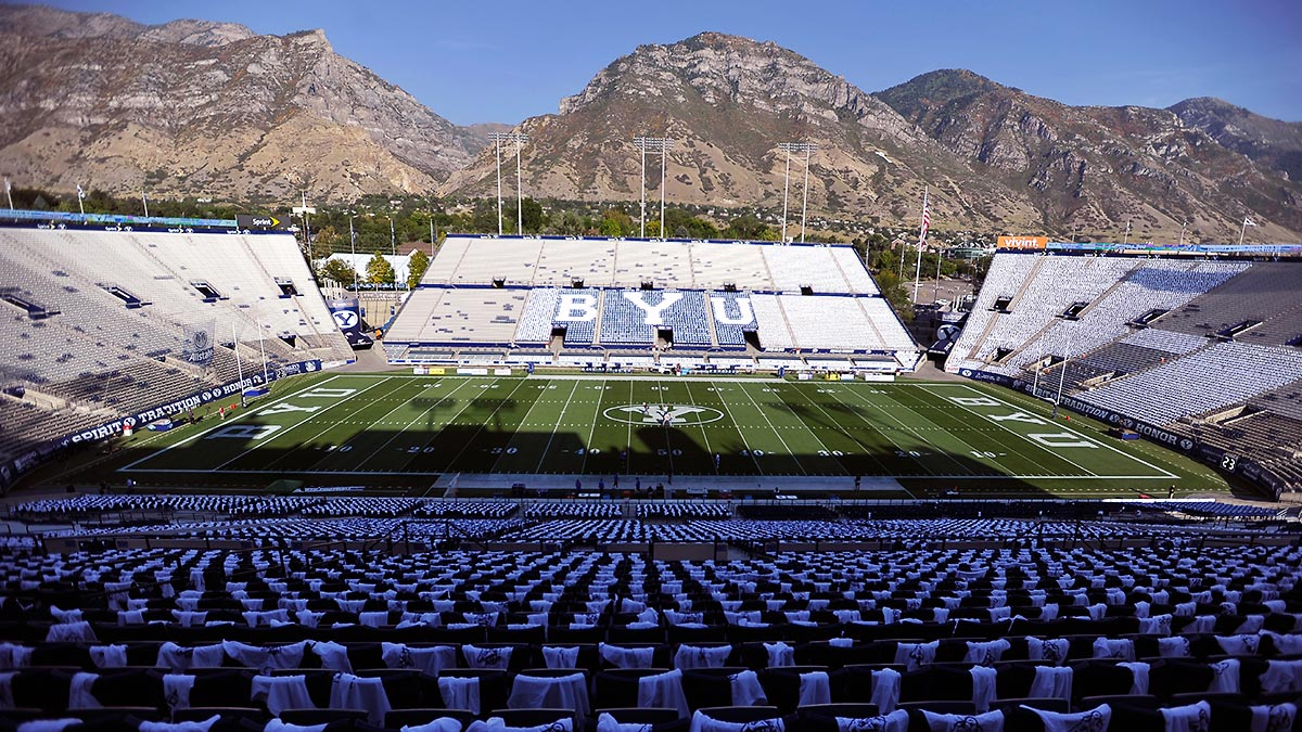 Being a football independent creates scheduling challenges for BYU, which faces a loaded slate this season.