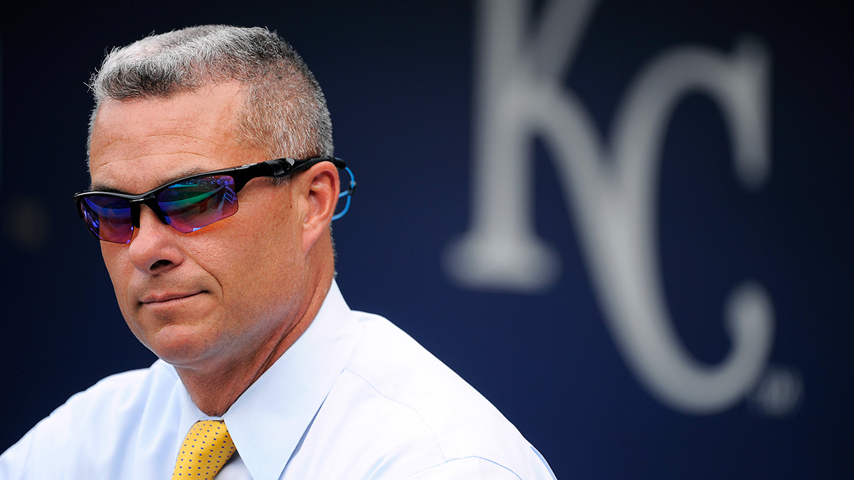 Dayton Moore inherited a 100-loss Royals team and needed the better part of a decade to fix it.