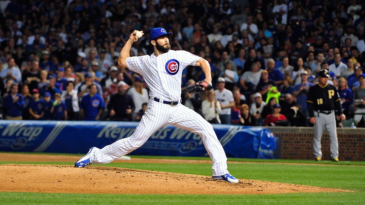 Jake Arrieta has pitched his way into Cy Young contention in the second half and will get one more chance to impress voters.