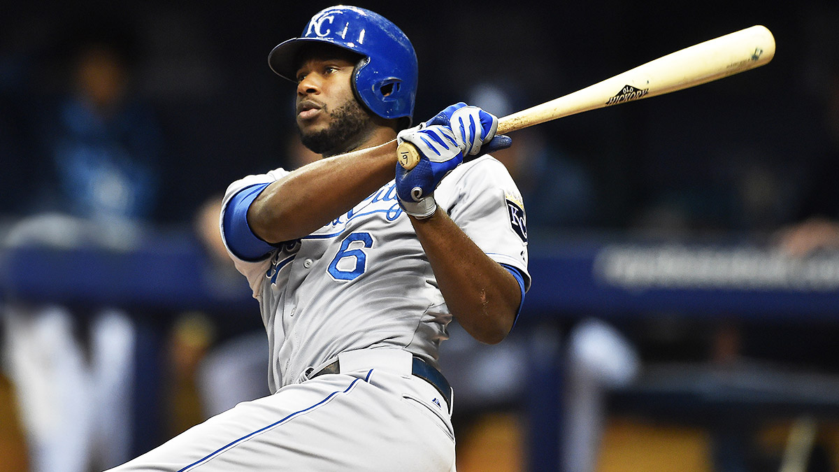 Lorenzo Cain broke out later than a typical ballplayer, but right on time for the Royals.