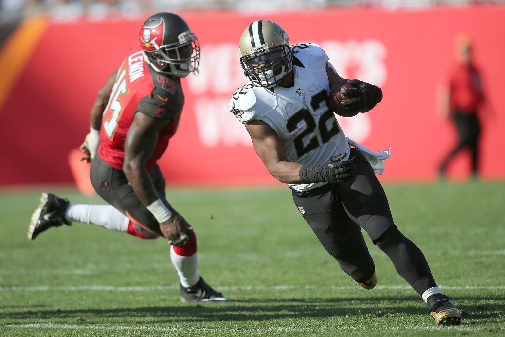 New Orleans Saints v Tampa Bay Buccaneers