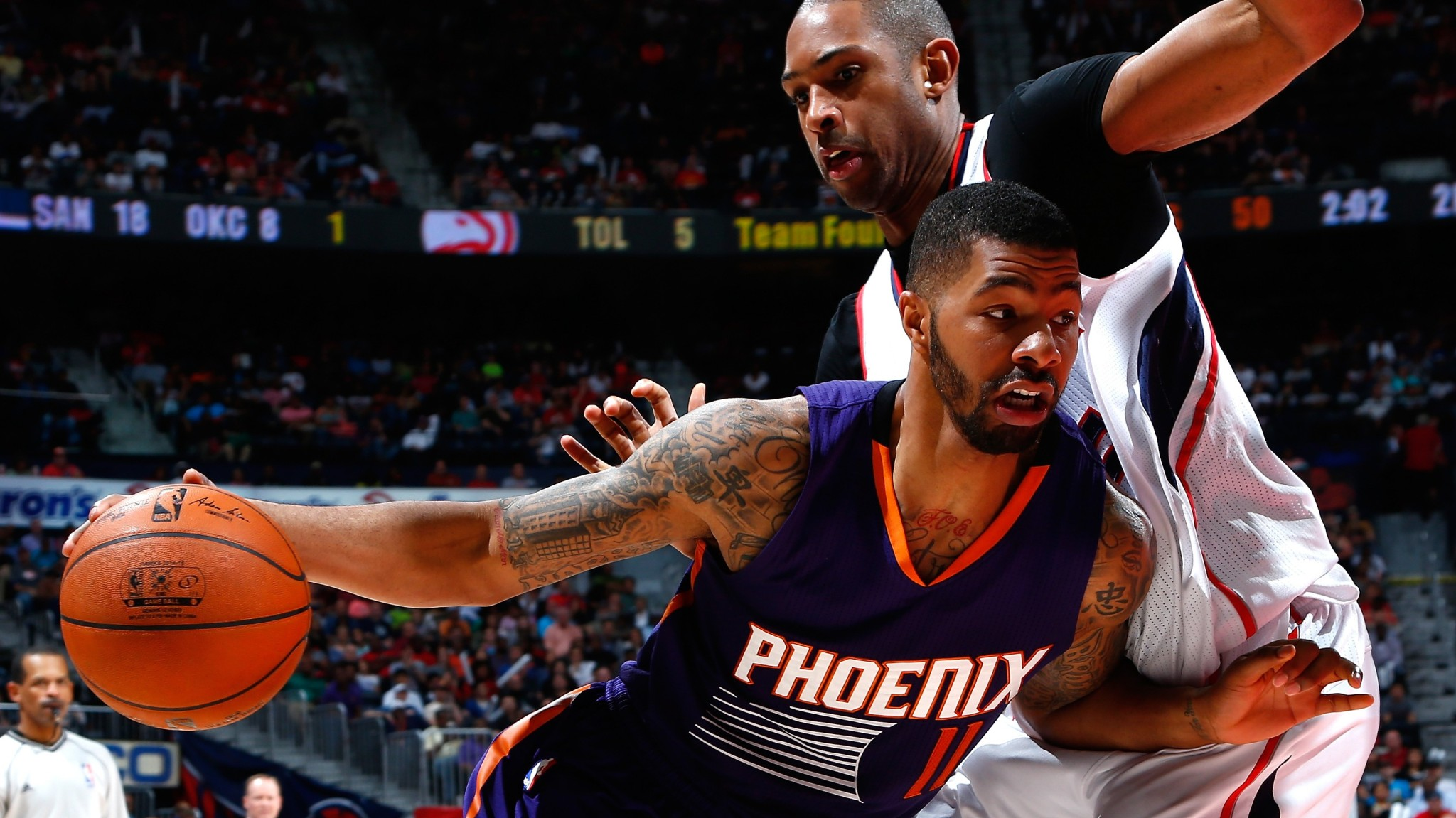 The Curious Case Of Markieff Morris