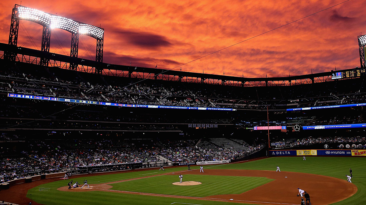 The drama over Harvey's innings limit has cause the clouds to gather over Citi Field.