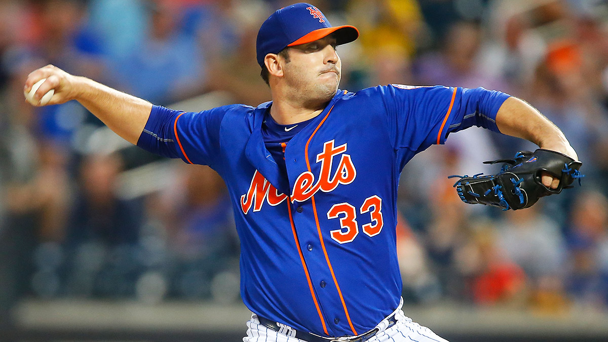The Mets hold a five-game lead over the Nationals thanks in part to Harvey's excellent season.