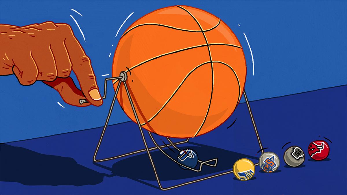 93cd2c3c98c The Definitive NBA Logo Rankings