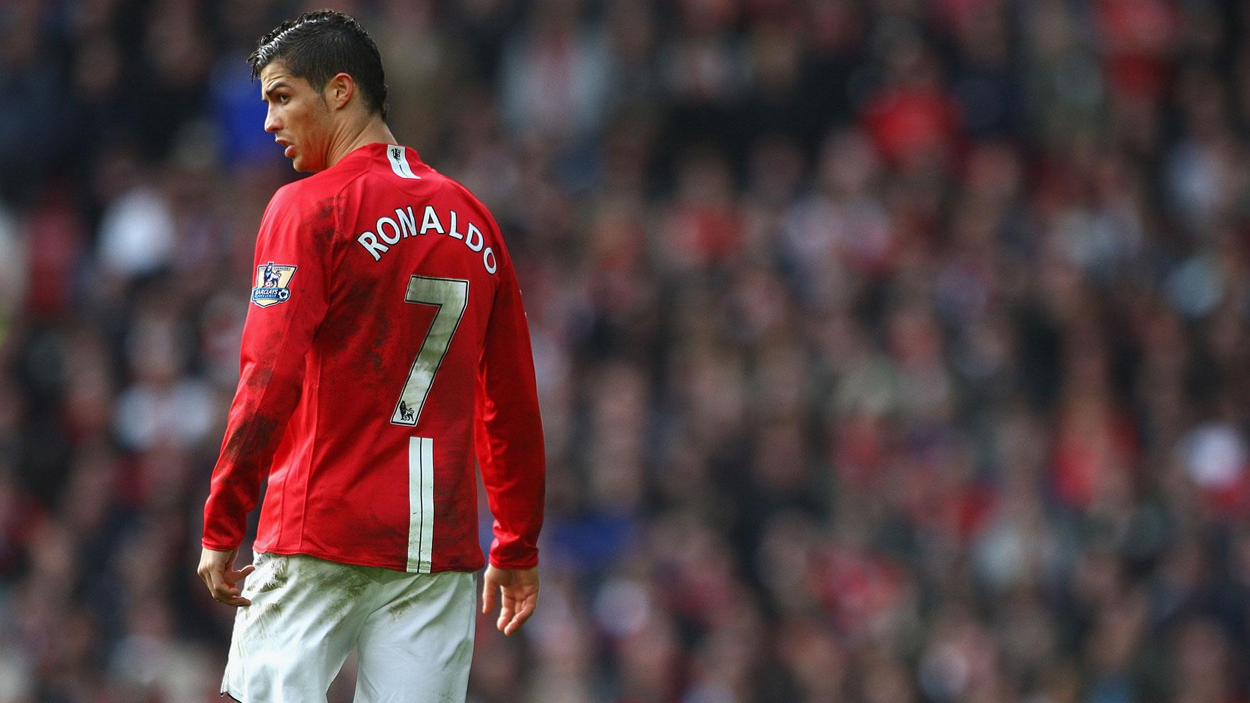 The Evolution Of Cristiano Ronaldo