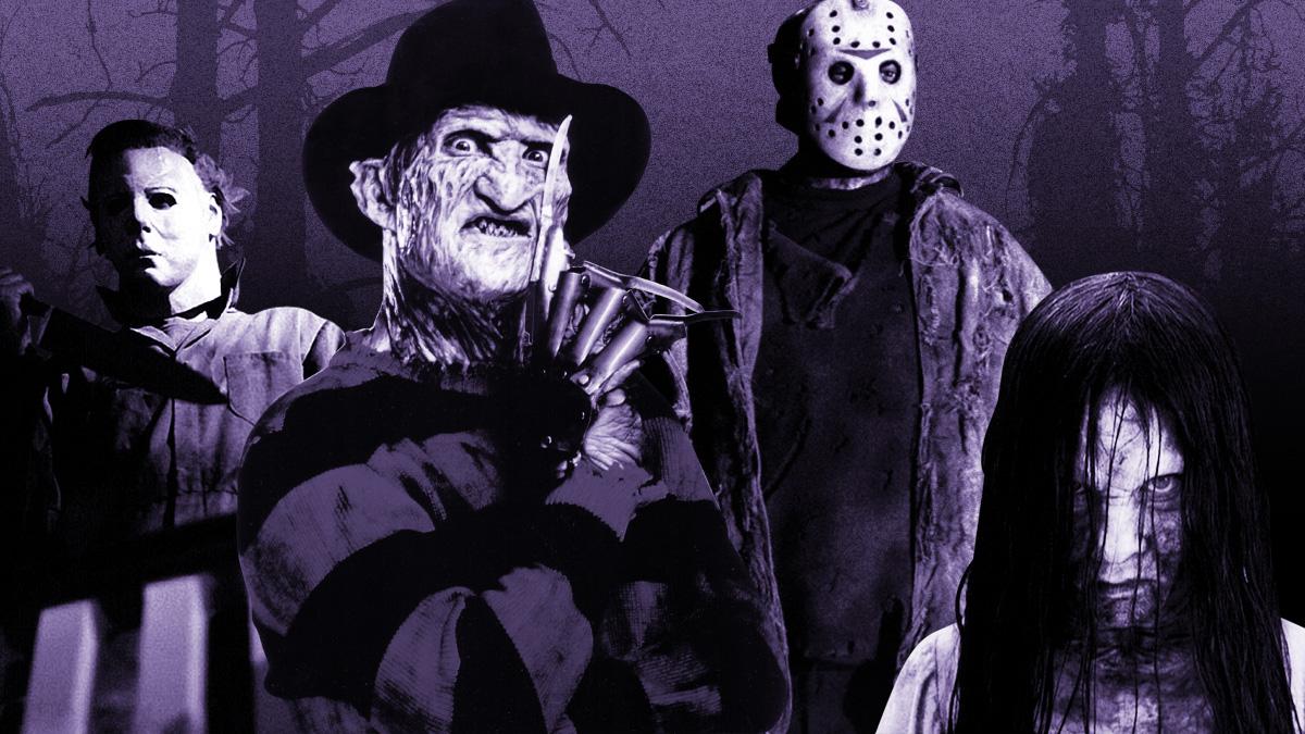 Happy Halloween The Best Horror Movie Monsters