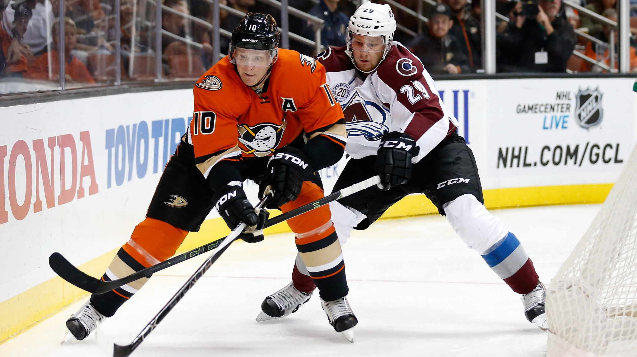 485421db32b NHL Weekend: Ducks and Cover