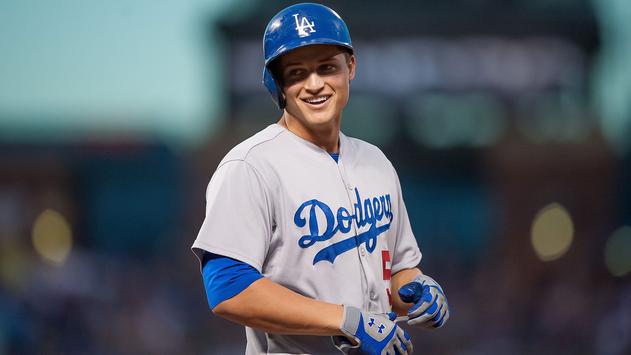 Rookie shortstop Corey Seager helped revive a Dodgers offense that slumped through the second half.