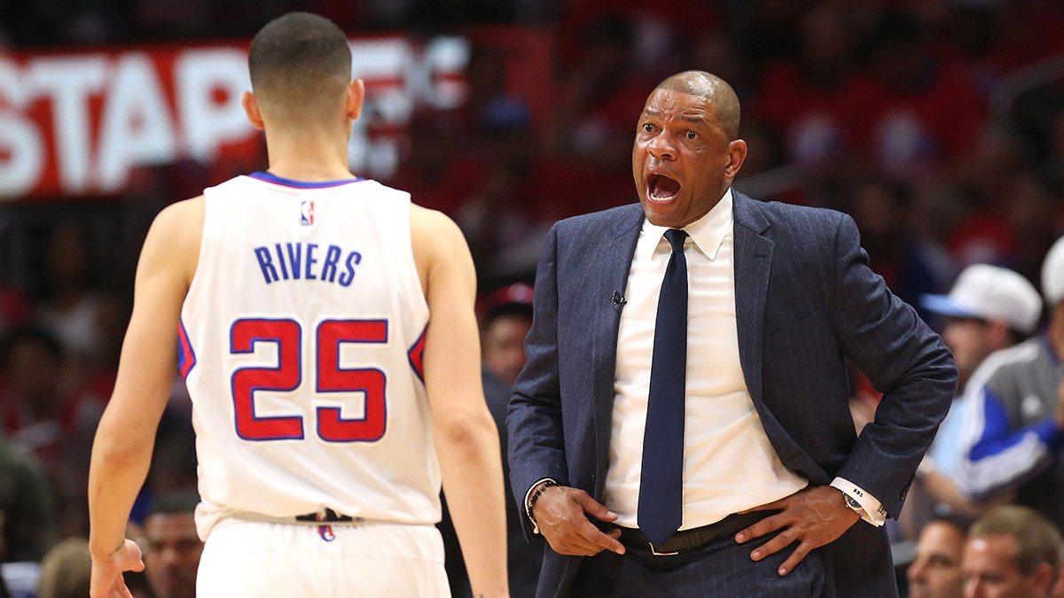 Doc has been as likely to chew out Austin over a bad play as any other member of the Clippers.