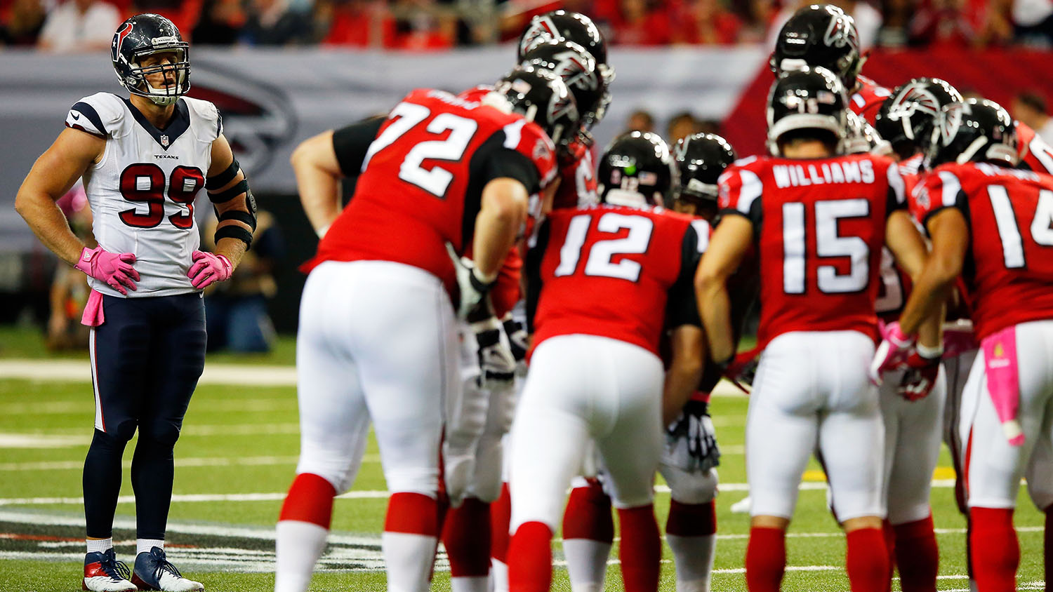 Houston Texans v Atlanta Falcons
