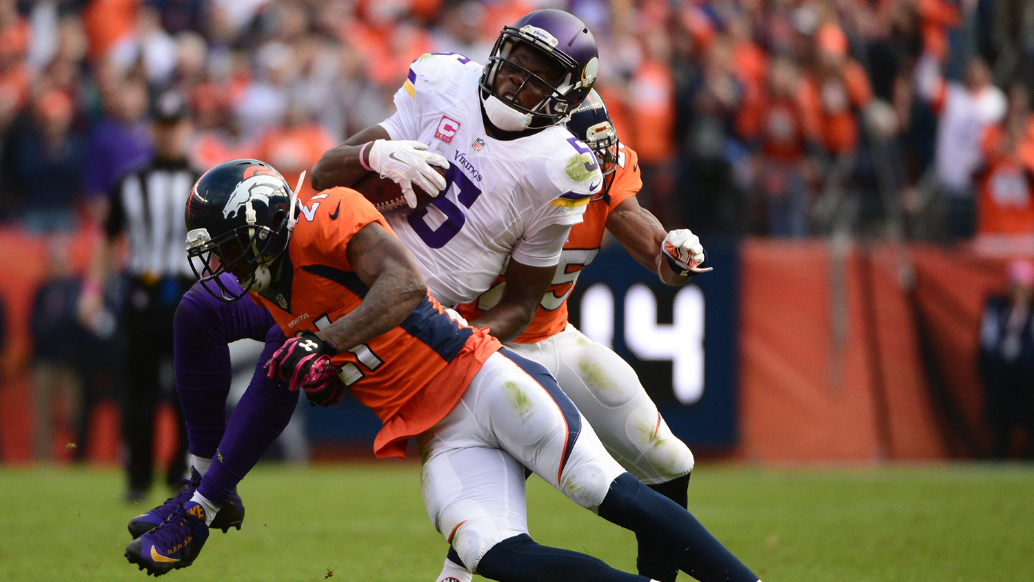 Minnesota Vikings vs. Denver Broncos