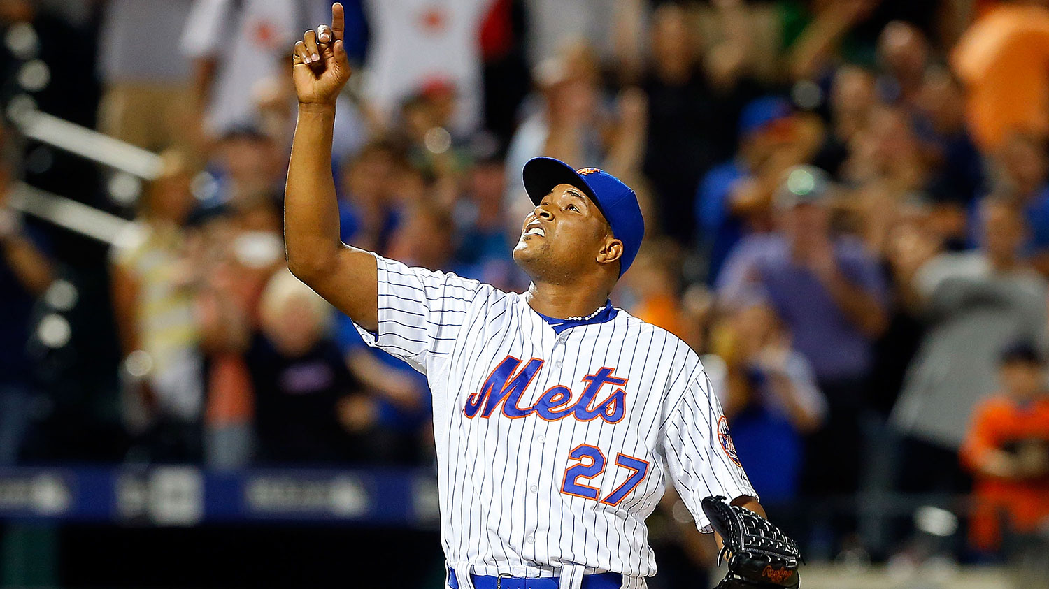 The Mets know Jeurys Familia is their closer, but who will be his setup man?