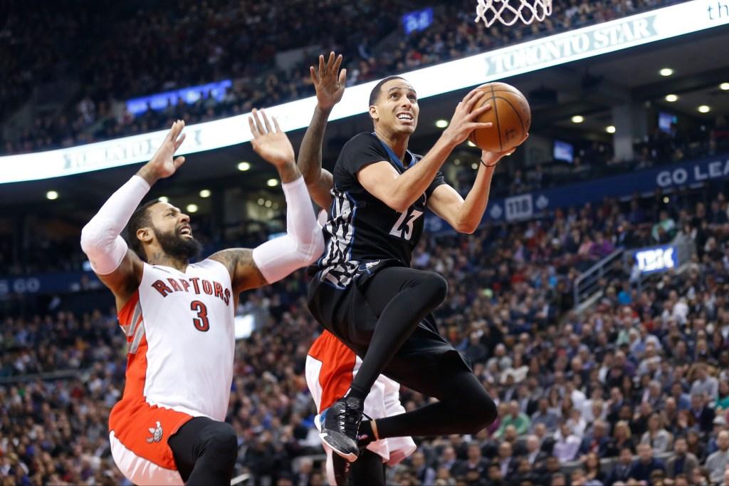 Minnesota Timberwolves Vs Toronto Raptors