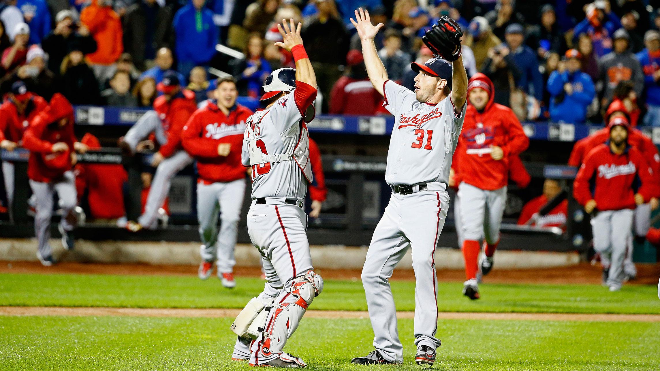 Dan Haren first victory for Cubs//Adam Lind HR 2015 Cubs vs Brewers Ticket